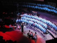 Coloma School at the Albert Hall