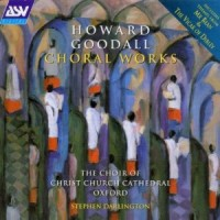 Choral Works CD cover