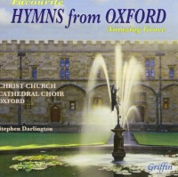Hymns from Oxford CD cover