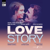 Love Story CD cover