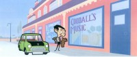 Mr Bean and Goodall's Music