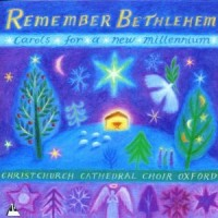 Remember Bethlehem CD Cover