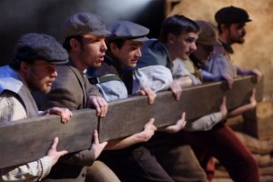 The Hired Man - production photo from 2007