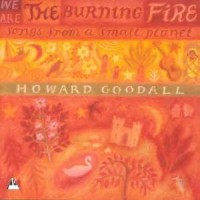 We are the Burning Fire CD cover