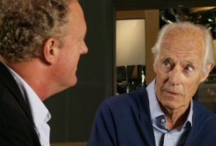 hg with sir george martin