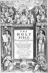 King James Bible image